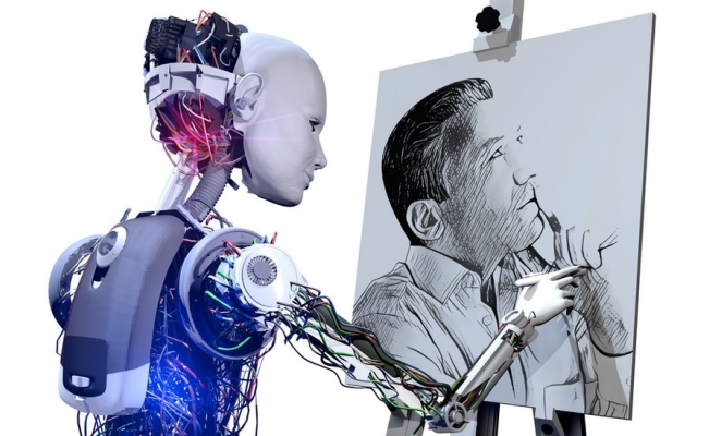 La creatividad inteligencia artificial humana