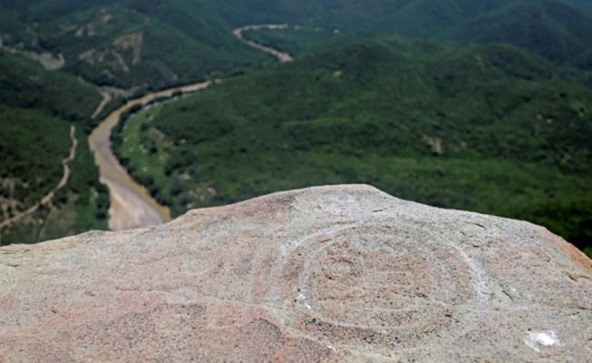 Pre-Hispanic vestiges discovered atop mountain reveal Puebla's archeological wealth