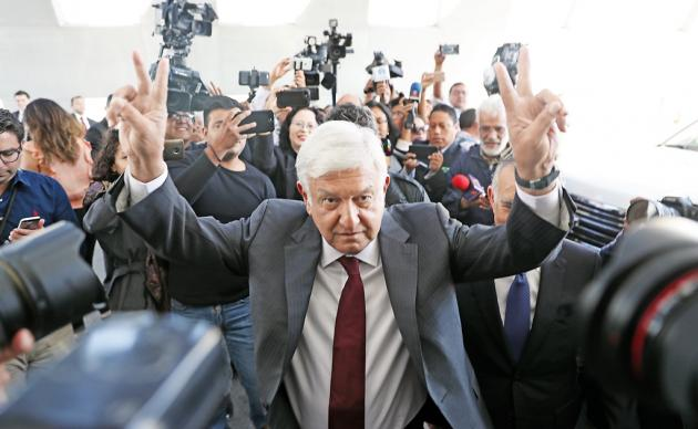 Businessmen agree to work with AMLO