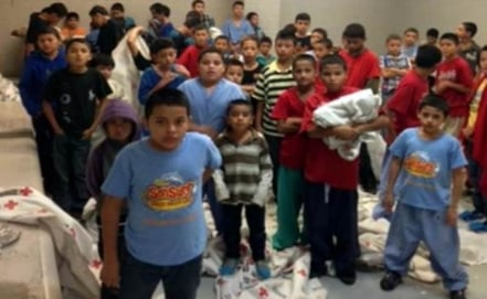 Mexico sees rise in number of child migrants staying at shelters en route to US