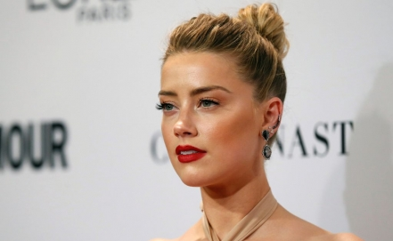 "Demandan a Amber Heard, la acusan de sabotear ""London Fields"""