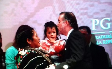 Mexico's Attorney General apologizes to 3 jailed indigenous women