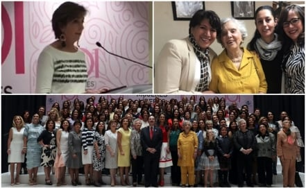 U.S. Ambassador to Mexico honors late journalist's bravery during the 101 Women Leaders in Mexico Forum from EL UNIVERSAL