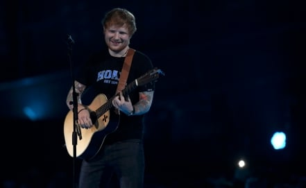 "Ed Sheeran y su participación en ""Game of Thrones"""