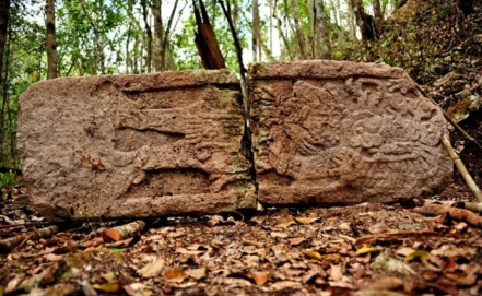 """Fossilized"" Mayan landscape found in Campeche"