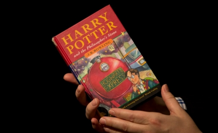 "Editorial de ""Harry Potter"" busca romper récord Guiness"