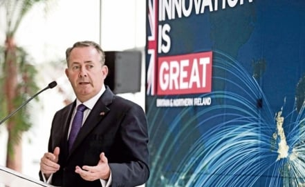 Mexico City new airport is of interest to the British