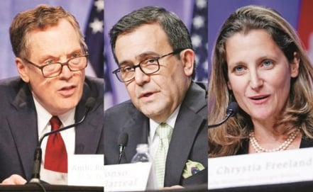 NAFTA opening speeches: an overview