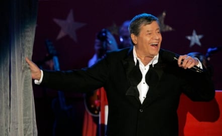 Jerry Lewis, la leyenda de la comedia en Hollywood
