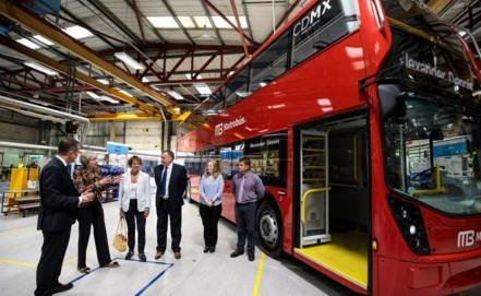 Theresa May assumes bus contract for Mexico City