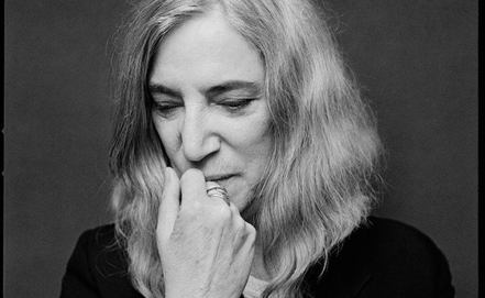 Patti Smith returns to Mexico to recite poetry