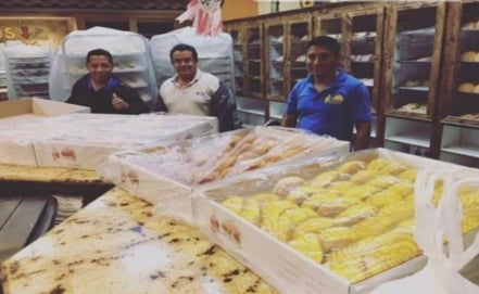 Immigrants bake pastries for Hurricane Harvey's victims