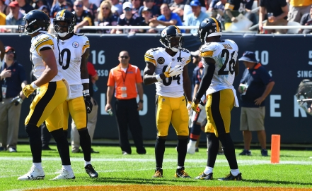 Steelers, unidos contra Trump