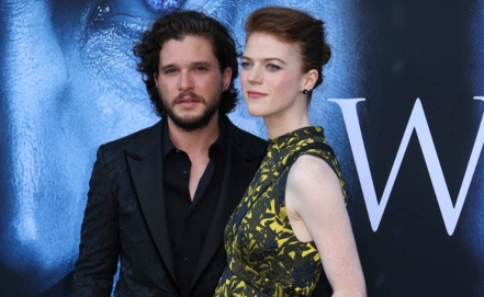 "Kit Harington, de ""Game of Thrones"", está comprometido"