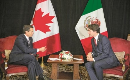 Justin Trudeau to Visit Mexico