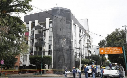 Top real estate quarters in Mexico City after quake