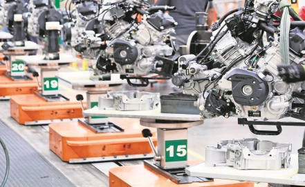 Industrial production increases 0.3% in August