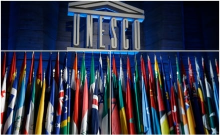 U.S. and Israel withdrawn from the UNESCO