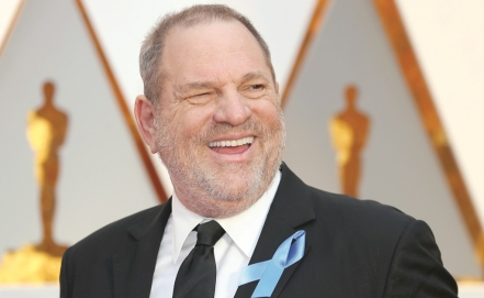Academia de Hollywood discute las medidas contra Harvey Weinstein