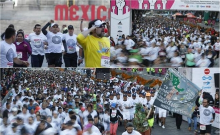 Race raises funds for earthquake victims