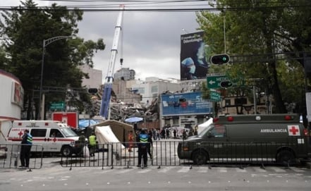 Memorial for 19-S victims to be built in Mexico City