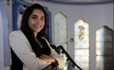 Mexican gifted child concludes graduate course at 16