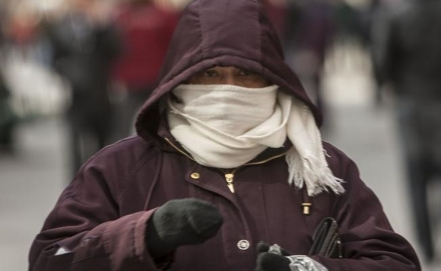 Below zero temperatures expected in 15 states of Mexico