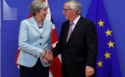 European Union gives formal green light to second Brexit phase