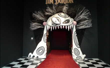 """What will you find at """"The World of Tim Burton""""?"""
