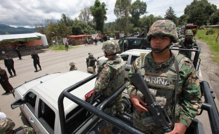 NGOs create International Human Rights Observatory on Mexico