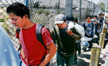 25% less Mexicans are being repatriated from the U.S.