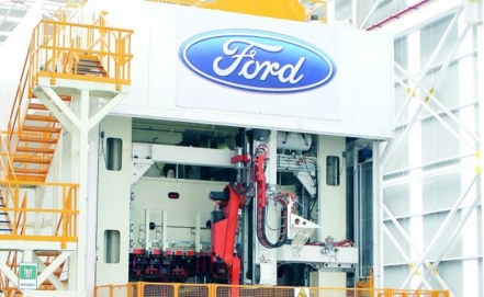 A rough year for Ford in the Mexican market