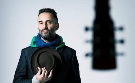 Jorge Drexler touched by Mexico