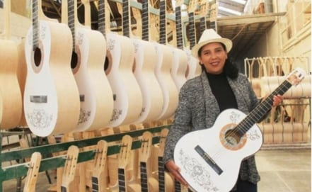 Creator of Coco's signature guitar to be honored