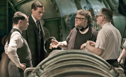 Del Toro, shaping his way to the Oscars