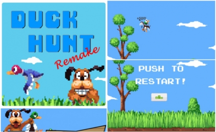 Regresa la nostalgia con Duck Hunt