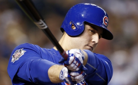 Anthony Rizzo viaja a secundaria de Florida