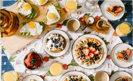 Food you can eat at breakfast daily