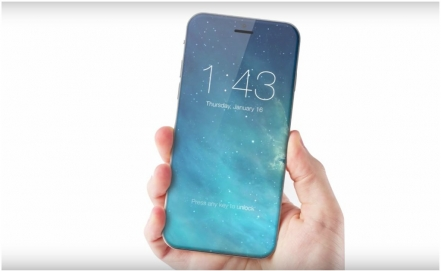 Apple planea fabricar iPhone con pantalla gigante