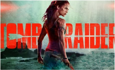 """Tomb Raider"": Lara Croft regresa a la pantalla grande"