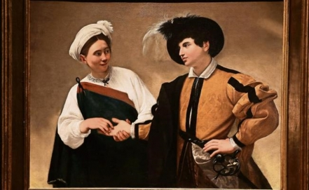 Hit documentary on Caravaggio to be shown in Mexico