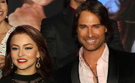 "Angelique Boyer se ""come"" a Sebastián Rulli"