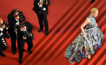 """Time's Up"" llega al Festival de Cannes"