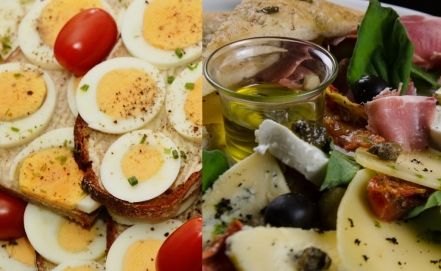 5 foods with more protein than the egg [19659012] 5 foods with more protein than the egg