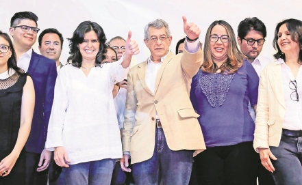 Democracia no es el simple reparto del poder: Nosotrxs