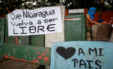 Antigovernment protests in Nicaragua turn deadly