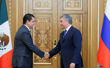 Mexico and Russia to lift visa requirements