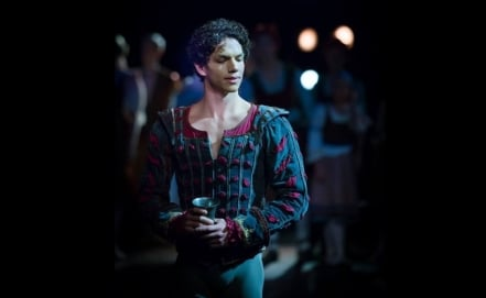 Isaac Hernández: Turning ballet into a subject of public interest