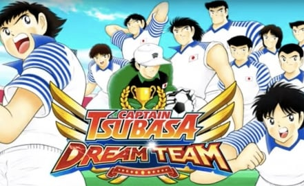 Oliver y Benji regresan con Captain Tsubasa: Dream Team