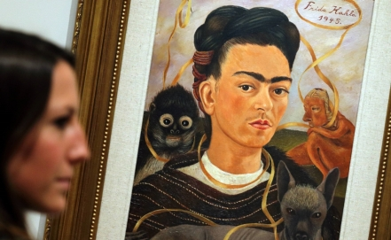 Frida Kahlo: A female icon of Mexican art